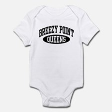 Breezy Point Queens Infant Bodysuit
