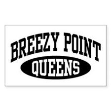 Breezy Point Queens Decal