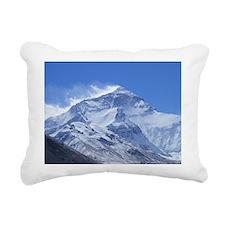 Mount Everest 6x4 Rectangular Canvas Pillow