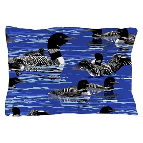 Lots of Loons! Pillow Case