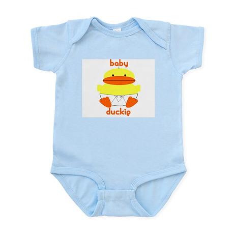 Duckie Infant Creeper
