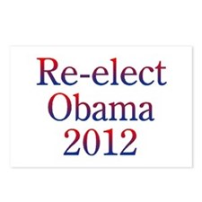 Obama 2012 Postcards (Package of 8)