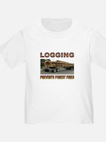 LOGGING T