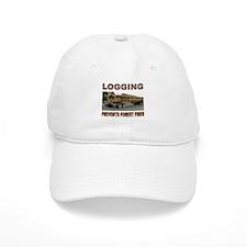 LOGGING Baseball Cap