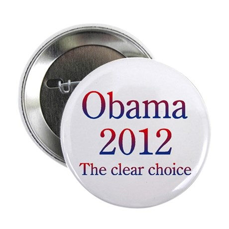 """Obama 2012 2.25"""" Button (100 pack)"""