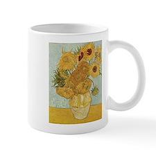 Van Gogh Sunflowers for Amy Mug