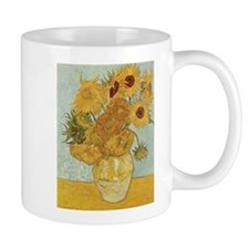 Van Gogh Sunflowers for Amy Mug