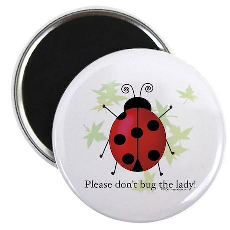 Bug the Ladybug Magnet