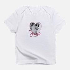 DianaPinkHeart Infant T-Shirt