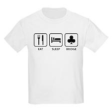 Eat Sleep Bridge T-Shirt