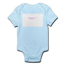 Margarita/Xanax Saying Infant Bodysuit
