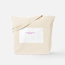 Margarita/Xanax Saying Tote Bag
