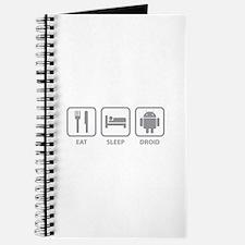 Eat Sleep Droid Journal