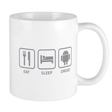 Eat Sleep Droid Mug