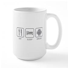 Eat Sleep Droid Mug