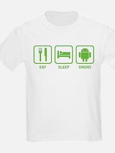 Eat Sleep Droid T-Shirt