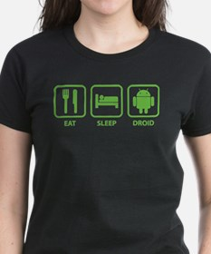 Eat Sleep Droid Tee