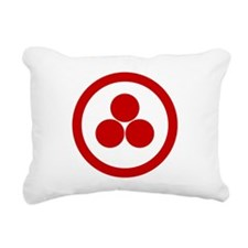 Pax Cultura Rectangular Canvas Pillow