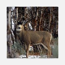 Buck deer Queen Duvet