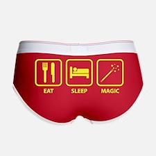 Eat Sleep Magic Women's Boy Brief