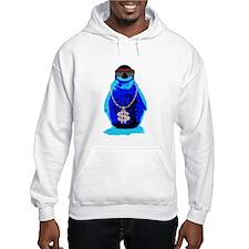 Gangsta Penguin Hoodie