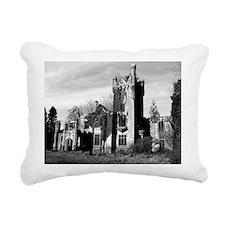 LOUGH ESKE CASTLE Rectangular Canvas Pillow