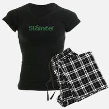 Slainte! (text only) Pajamas