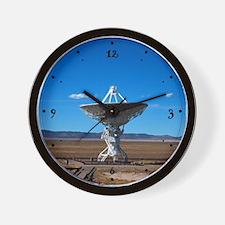 VLA Dish Walkway Wall Clock