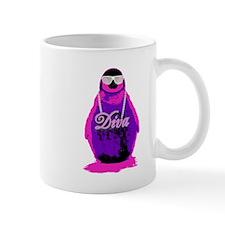 Diva Penguin Mug