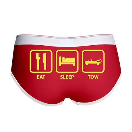 Eat Sleep Tow Women's Boy Brief