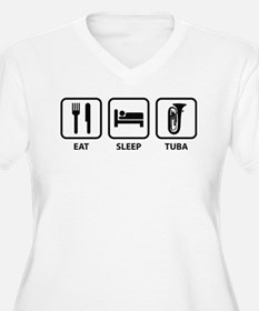 Eat Sleep Tuba T-Shirt