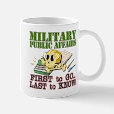 Public Affairs Mug