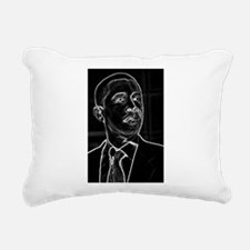 Vote Change Rectangular Canvas Pillow