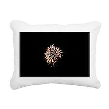 Fireworks Rectangular Canvas Pillow