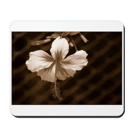 Hibiscus Mousepad
