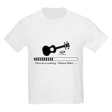 Ukulele Chords Loading T-Shirt
