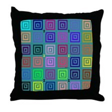 Big Square Throw Pillow