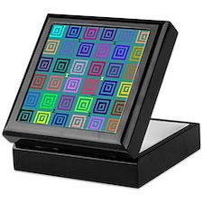 Big Square Keepsake Box