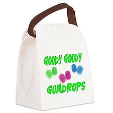 Goody Gumdrops Canvas Lunch Bag