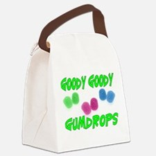 Goody Gumdrops Canvas Lunch Bag