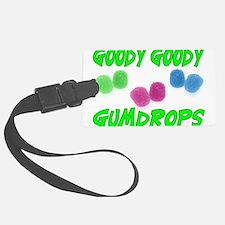 Goody Gumdrops Luggage Tag
