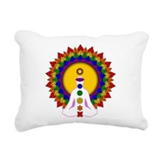Spiritually Enlightened Rectangular Canvas Pillow