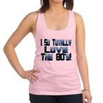 Love The 80's Racerback Tank Top