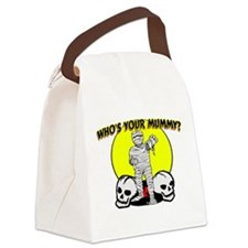 Your Mummy Canvas Lunch Bag