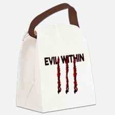 Evil Within Canvas Lunch Bag