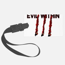 Evil Within Luggage Tag