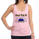 Ghost Ride It Racerback Tank Top