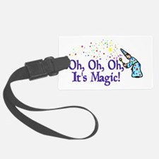 It's Magic Luggage Tag