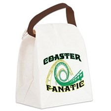 Coaster Fanatic Canvas Lunch Bag