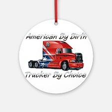 trucks Ornament (Round)